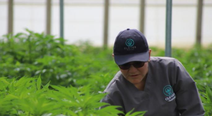 Clever Leaves Completes First Hemp-Based CBD Products Commercial Export From Colombia To UK