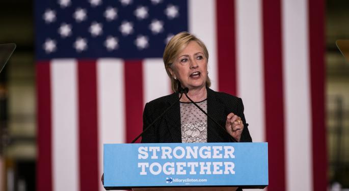 Mohamed El-Erian Prefers Bonds Over Stocks, Clinton Over Trump