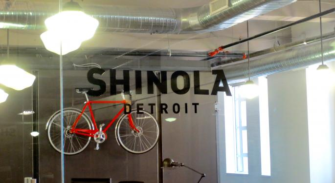 EXCLUSIVE: Shinola CEO Heath Carr Not Discouraged By Detroit's Bankruptcy