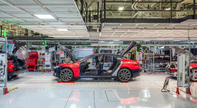 Tesla To Shut Down Fremont Factory For Scheduled Upgrades