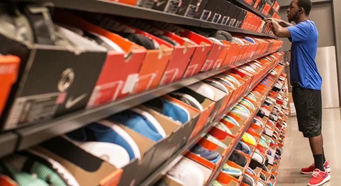 Todd Gordon's Nike Options Trade