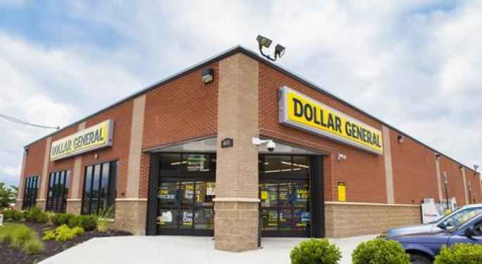 2 Strategies To Trade Thursday's Dollar General Earnings Report Using Options