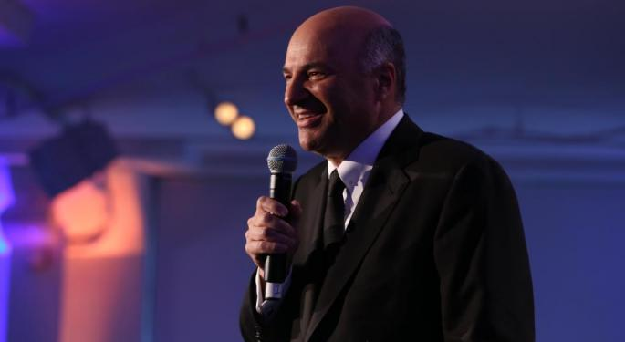 How Kevin O'Leary Came To Love Tesla's Stock