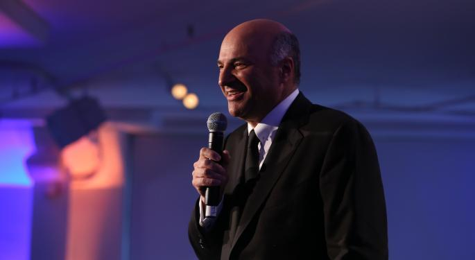 How Kevin O'Leary's Beanstox App Helps Unlock Financial Independence