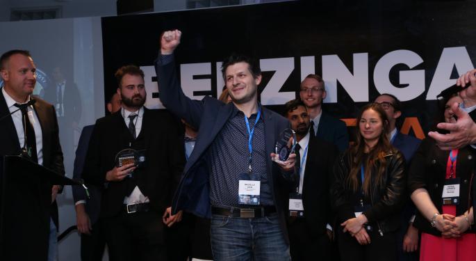 Your 2017 Benzinga Fintech Award Winners