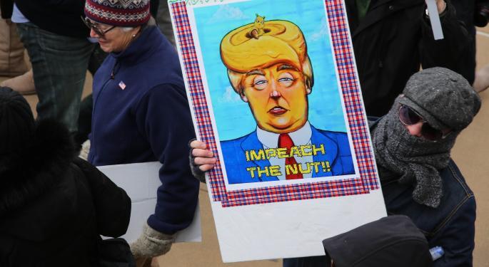 Pleading The 25th: Critics Invoke Little-Known Amendment To Oust Trump