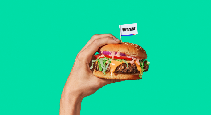 Impossible Foods Wants To 'Completely Replace Animals,' President Says After Price Cut Announcement