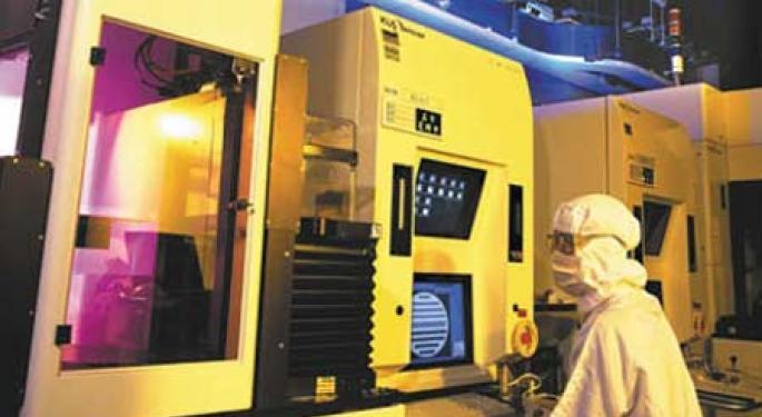 Capital Return Program Wins United Microelectronics An Upgrade From Bernstein