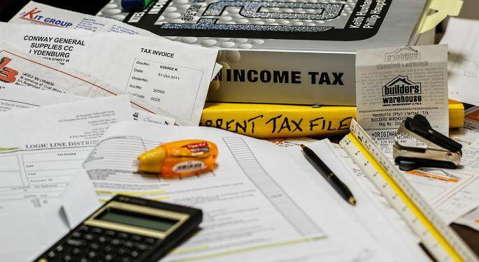 1 In 5 Haven't Filed Taxes Yet; Have You?