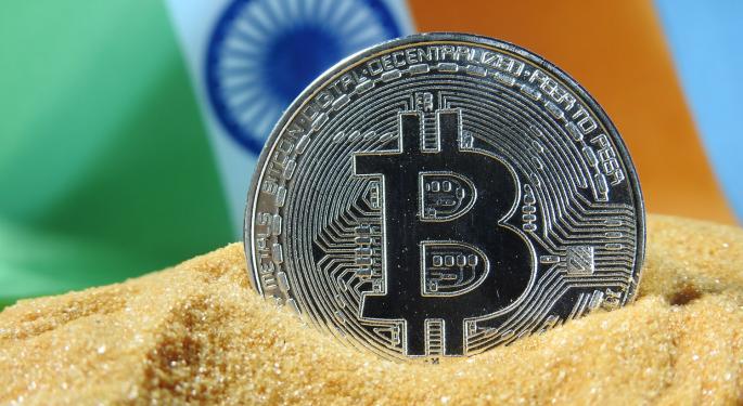 La India prepara proyecto de ley para prohibir las criptomonedas