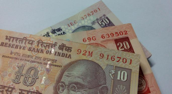 Waiting On The Rupee To Help India ETFs