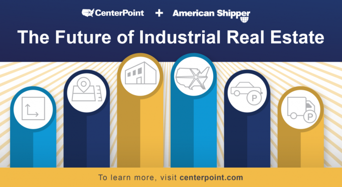 Daily Infographic: The Future Of Industrial Real Estate