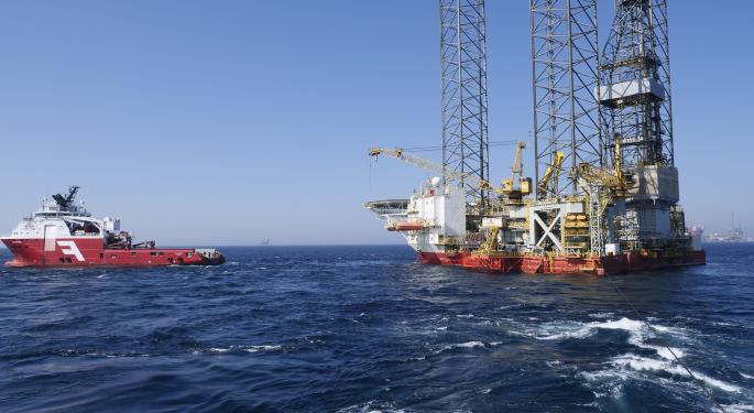 Why Oceaneering International's Stock Is Trading Higher Today