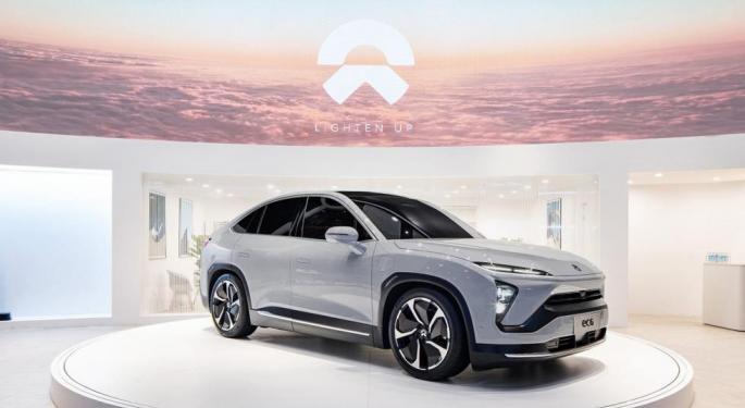 Nio Begins Delivery Of Electric EC6 SUV: What You Need To Know