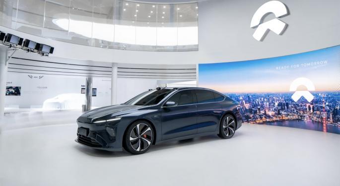 Nio Stock Picks Up Momentum Amid Shanghai Auto Show: Key Catalysts To Watch