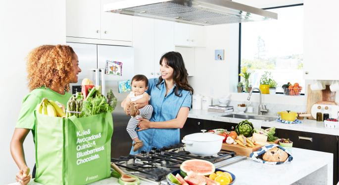 Is Instacart Headed To Be America's Top Grocer?