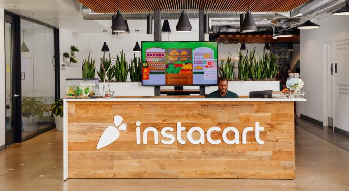 Breaking: Instacart Raises $265M, Putting Valuation At $39B