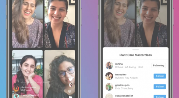 Instagram Launches Live Rooms: What You Need To Know