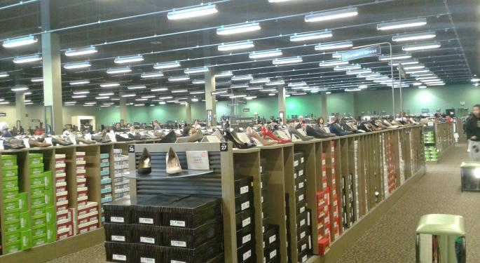 An Analyst's First Impression Of DSW's Big Q2 Beat