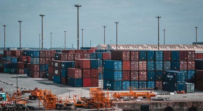 Port Of Savannah Volume Down 9.7%