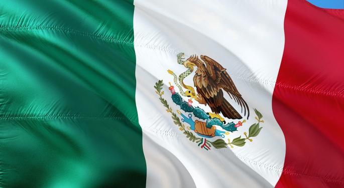 You Don't Say? NAFTA Risks Linger For Mexico ETF