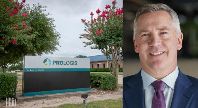 Prologis Looks To Give Warehouse Customers More Than Space