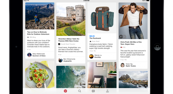 Pinterest Valuation Hits $13B As Company Reportedly Prepares IPO