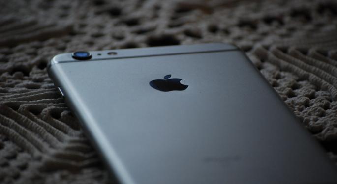 Credit Suisse Says Buy The Weakness In Apple