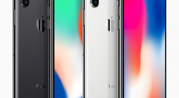 Bernstein's Sacconaghi Cuts Apple Estimates On Projections Of Weaker iPhone Sales