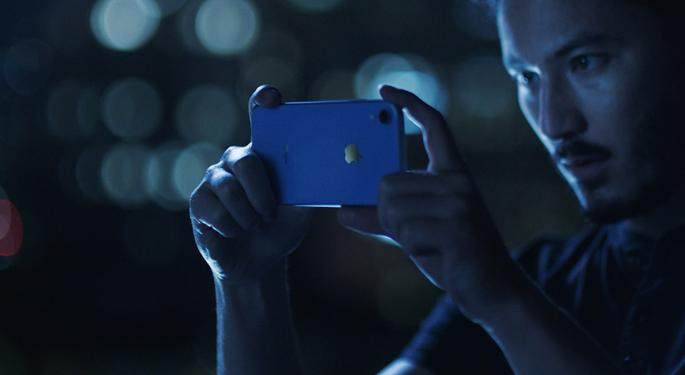 Survey: Apple's Share Of Smartphone Market Remains At All-Time High