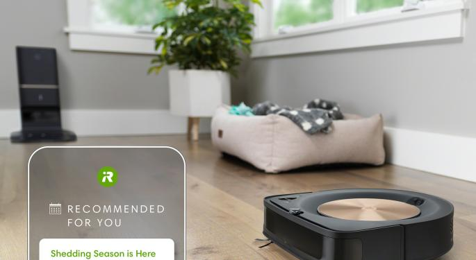 iRobot Launches AI-Powered 'Genius' To Boost Roomba, Braava Functionalities