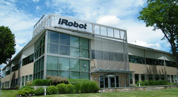 Why This Analyst Cut iRobot's Price Target By $30