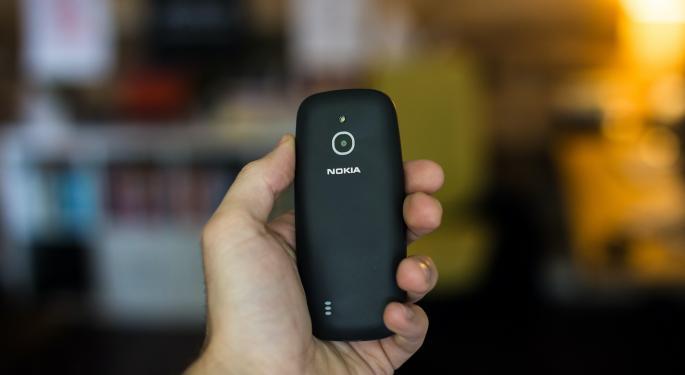 Nokia presenta ganancias sólidas para su cuarto trimestre