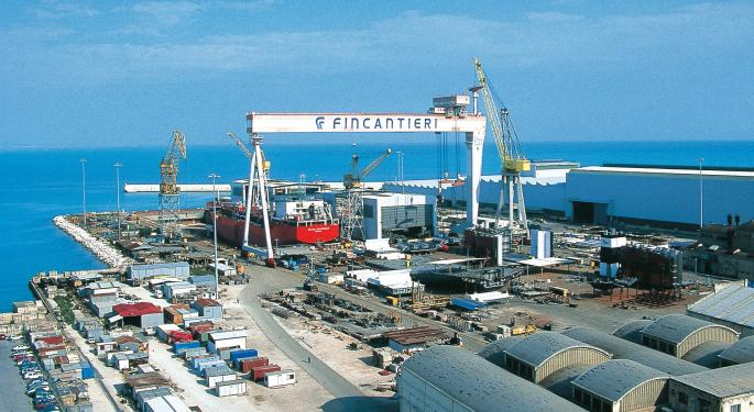 Italian Firm Building $150M Shipyard In Mexico
