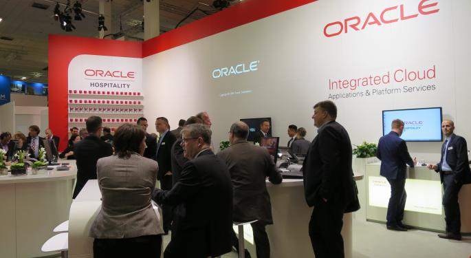 Why Oracle Expects 2018 To Be The Cloud Sales 'Tipping Point'