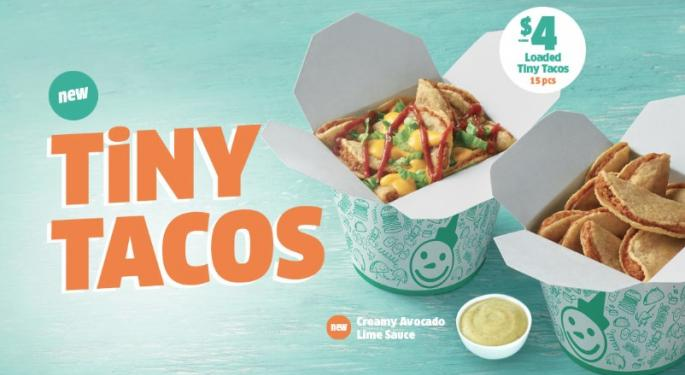 Cowen: Jack In The Box Brings The Heat With Tiny Tacos, Spices Up 2020 Guidance
