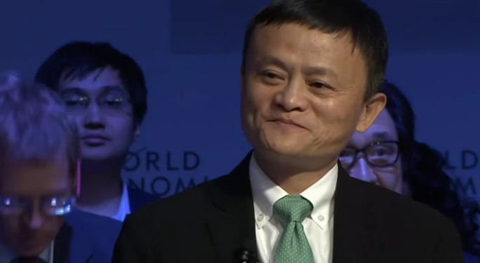 Jack Ma Goes After Roboadvisors In China