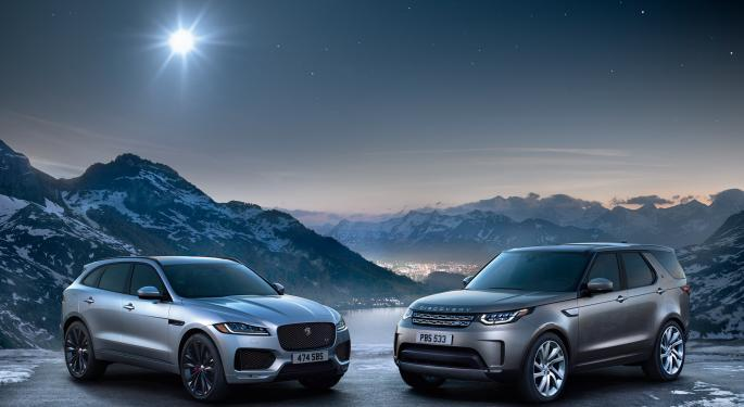 Jaguar Land Rover To Cut 2,000 Jobs From Global Workforce