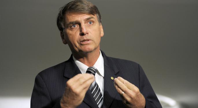 Bolsonaro Wins Brazilian Presidential Election