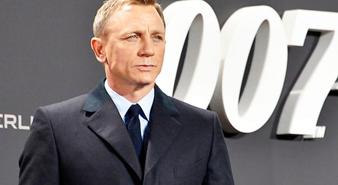 MGM Holdings Of The 'James Bond' Fame Is Up For Sale: WSJ