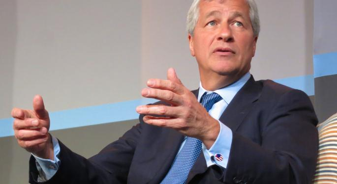 JPMorgan's Dimon Makes The Case For The Paris Accord