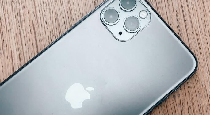 Apple iPhone 11 With Misprinted Logo Sells For $2,700 As A Rare Collectible