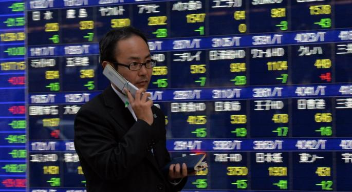Buying The Dip With Japan ETFs