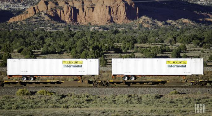 Bid Season To Determine J.B. Hunt's Intermodal Margin Target