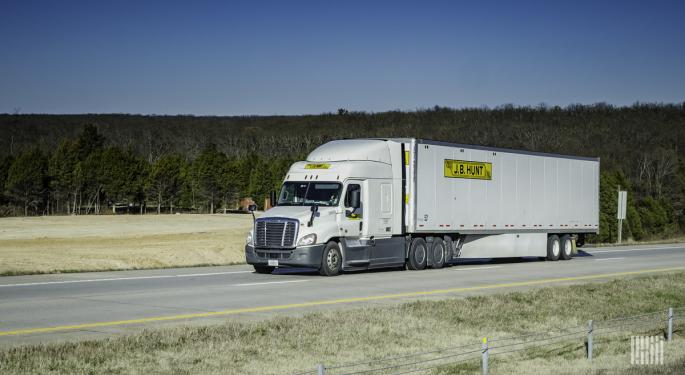 Several C-suite Changes At J.B. Hunt