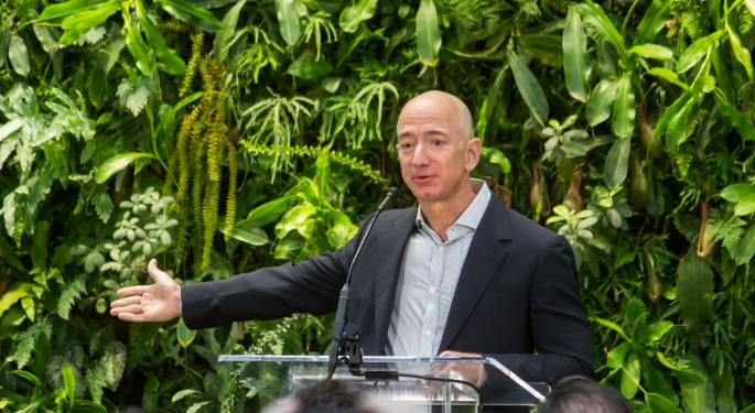 Saudi Prince Reportedly Involved In Hacking Of Jeff Bezos Phone