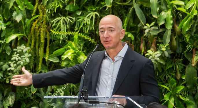 5 Things You Might Not Know About Jeff Bezos