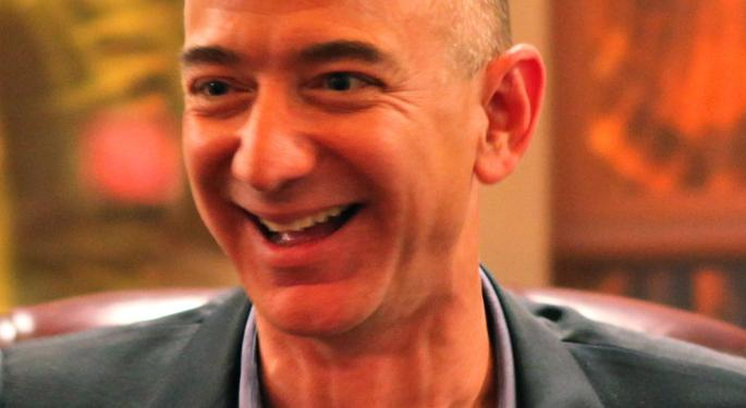 Nick Hanauer: I'll Be The Last Person To Second Guess Amazon's Jeff Bezos
