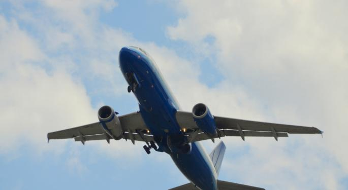 Barclays Picks United And JetBlue As Top Airliners, Sours On Virgin And Others