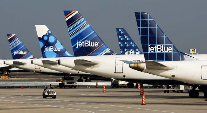 JetBlue Airways Upgrade Based On 5 Potential Earnings Levers